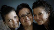 Tres corazones para una familia