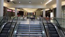 Interior del centro comercial Modoo, en el Calatrava