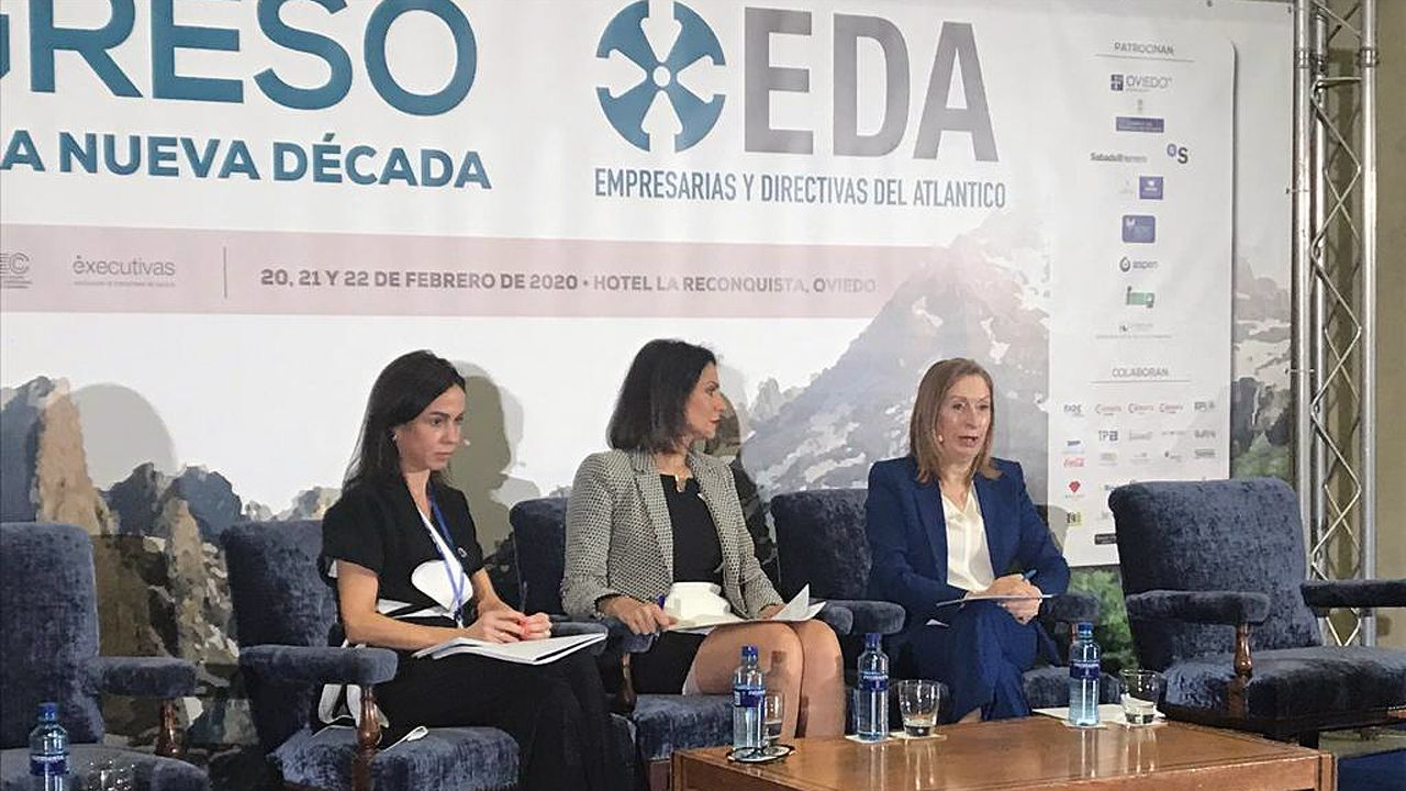 Isabel Pardo de Vera, Silvia Jato y Ana Pastor