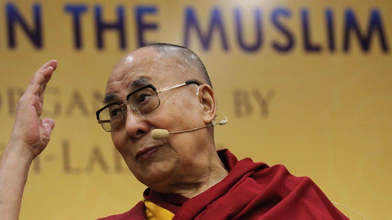 El Dalái Lama es el líder espiritual del Tíbet