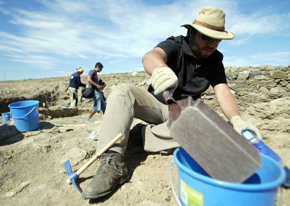 La excavación en el castro de A Lanzada se reanudará en junio y podrá visitarse.