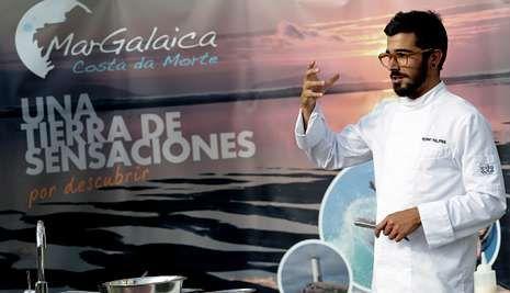 El presidente de la Diputación, Diego Calvo, dirigiéndose a José Manuel Pato.