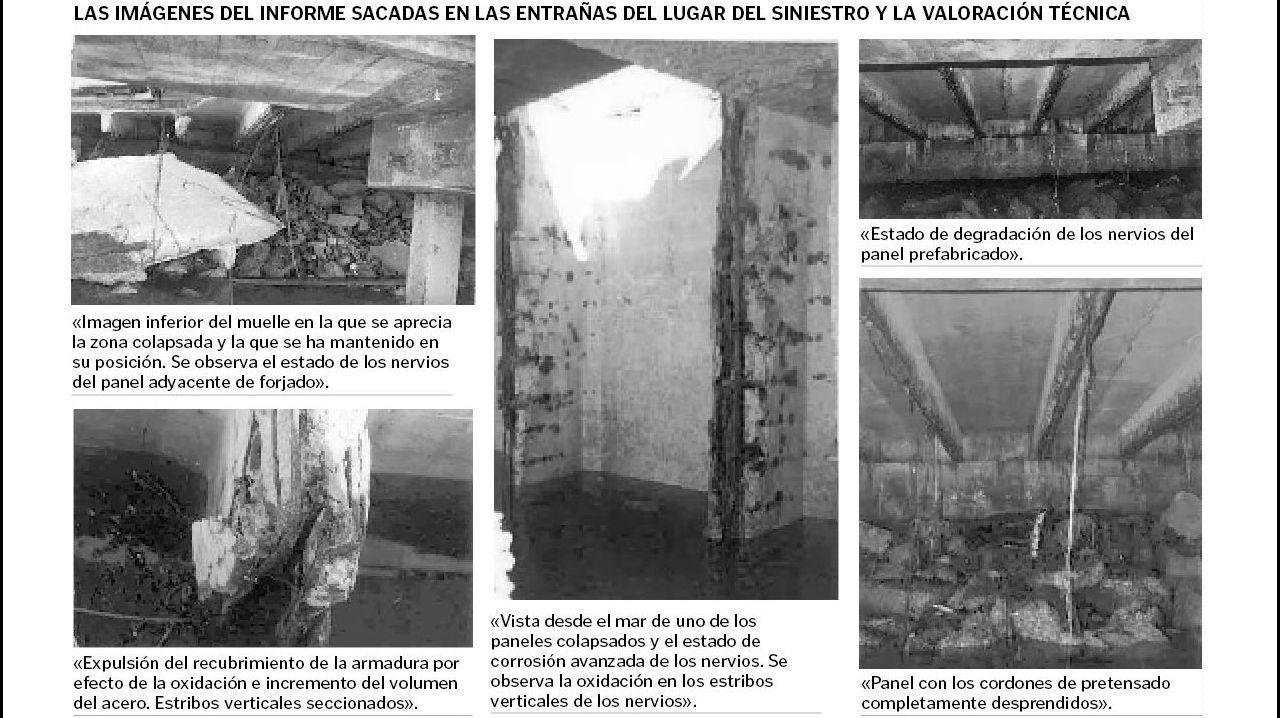 Entrevista a Abel Caballero.El 2018 también será recordado en Galicia por la noche del 13 de agosto, cuando, durante el concierto de clausura del festival O Marisquiño, parte de la estructura portuaria -que no había pasado ninguna inspección técnica- se hundió, dejando un total de 467 personas heridas.
