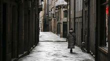 La imagen de las calles prácticamente desiertas en toda España por la aplicación de un toque de queda nacional seguramente no vuelva a verse después del 9 de mayo