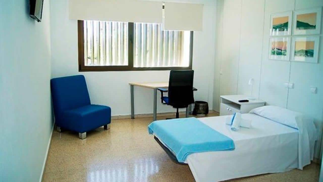 En el hospital Can Misses de Ibiza se habilitó la antigua planta de pediatría para vivienda de los profesionales sanitarios