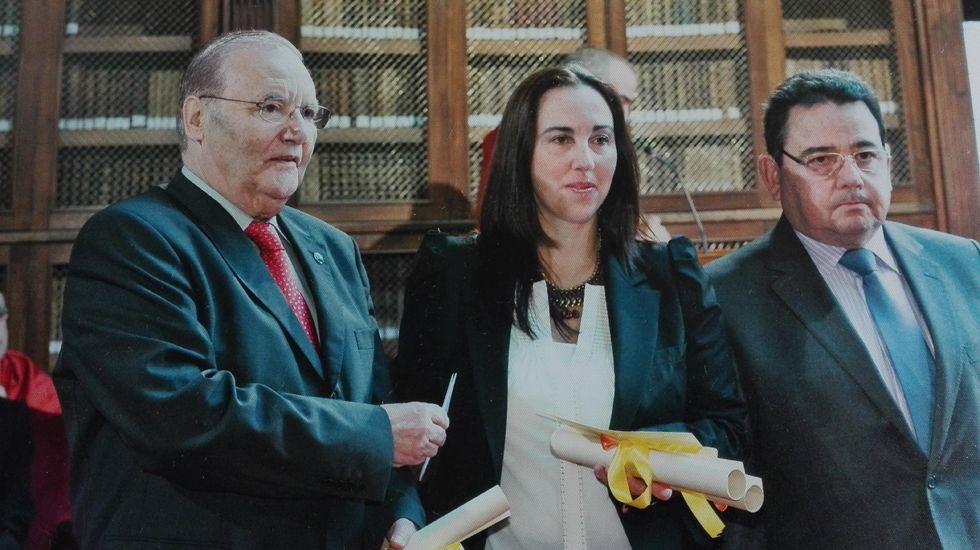 Rosa Isabel Fernández Raigada.