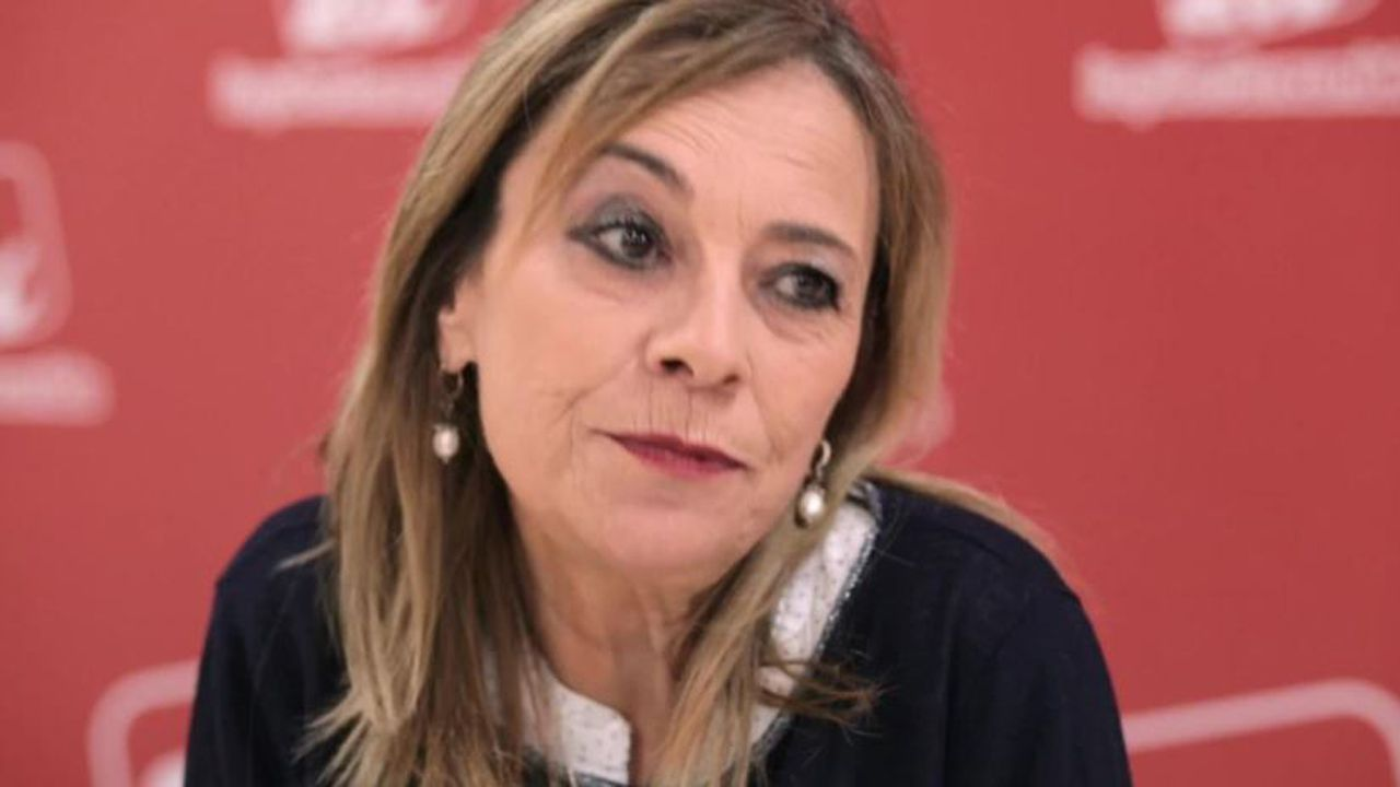 Entrevista a Ángela Vallina, candidata de Izquierda Unida a la presidencia del Principado.El canciller austriaco, Sebastian Kurz, durante su comparecencia ante los medios