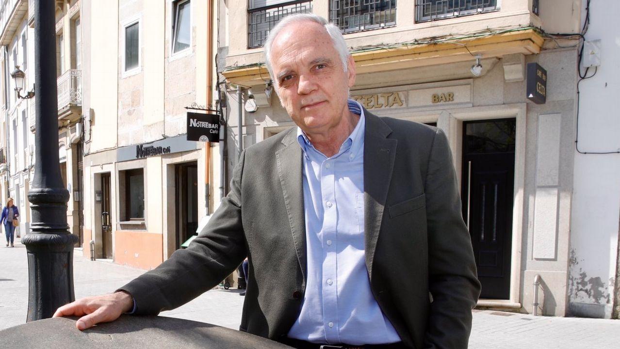 JOAQUÍN GARCÍA DÍEZ. Número 2 del PP por la provincia de Lugo