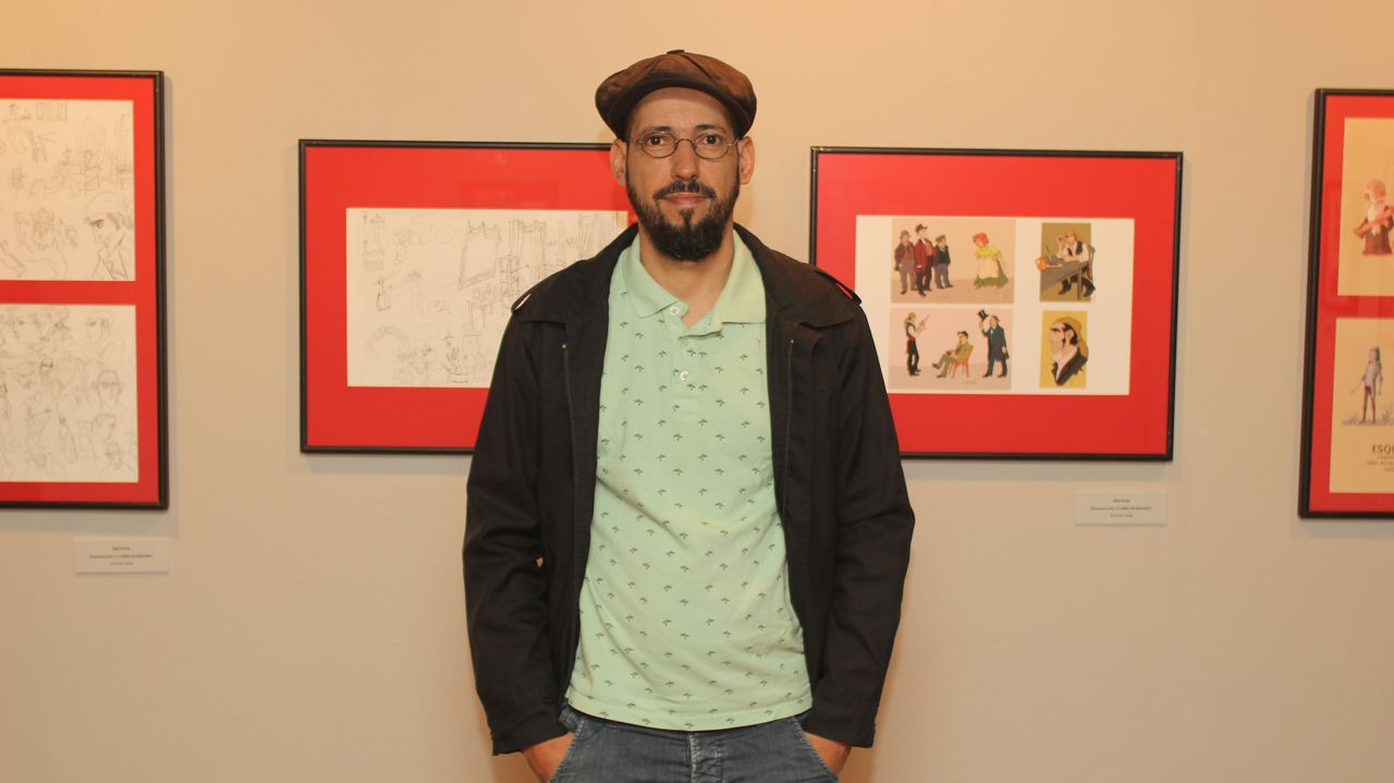 Jorge Coelho, en Viñetas desde o Atlántico