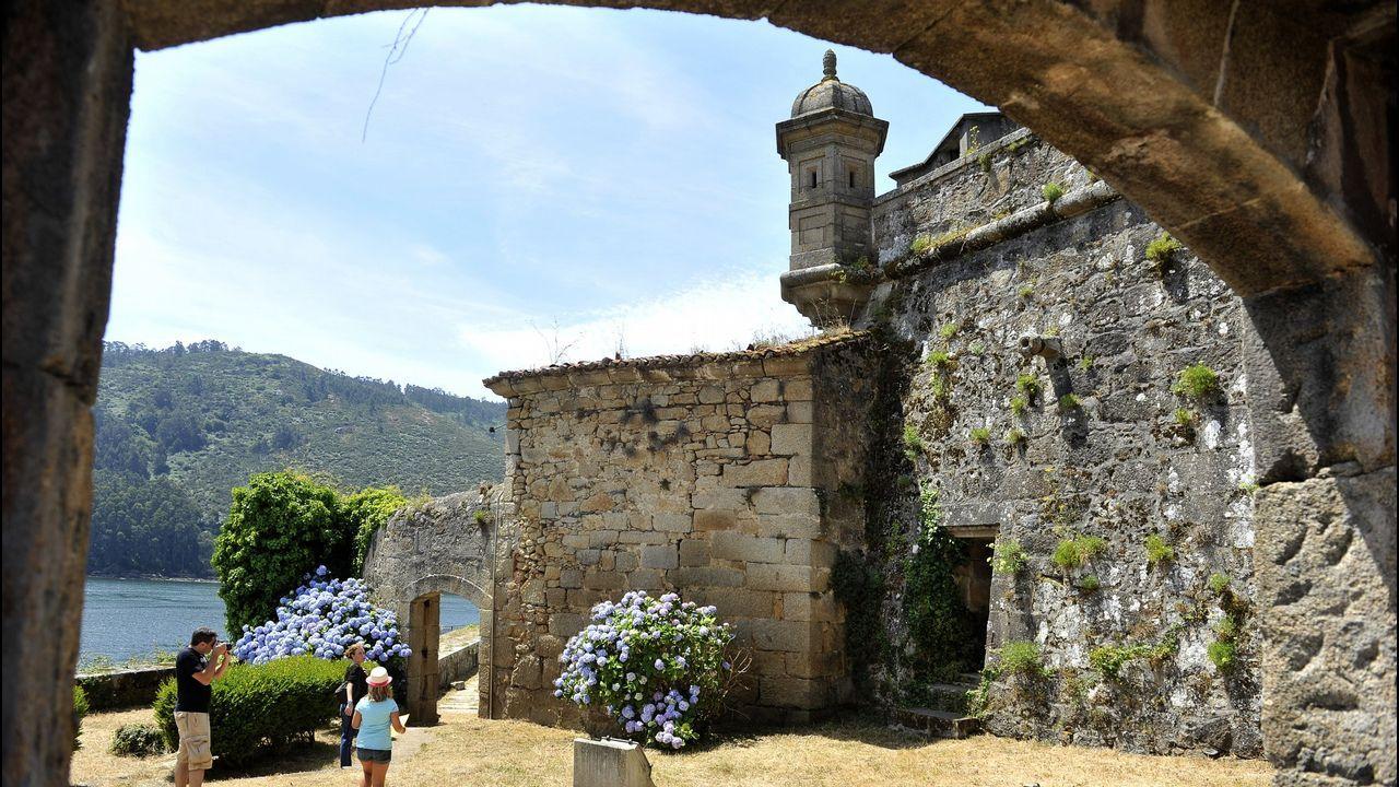 Castillo de San Felipe, Ferrol