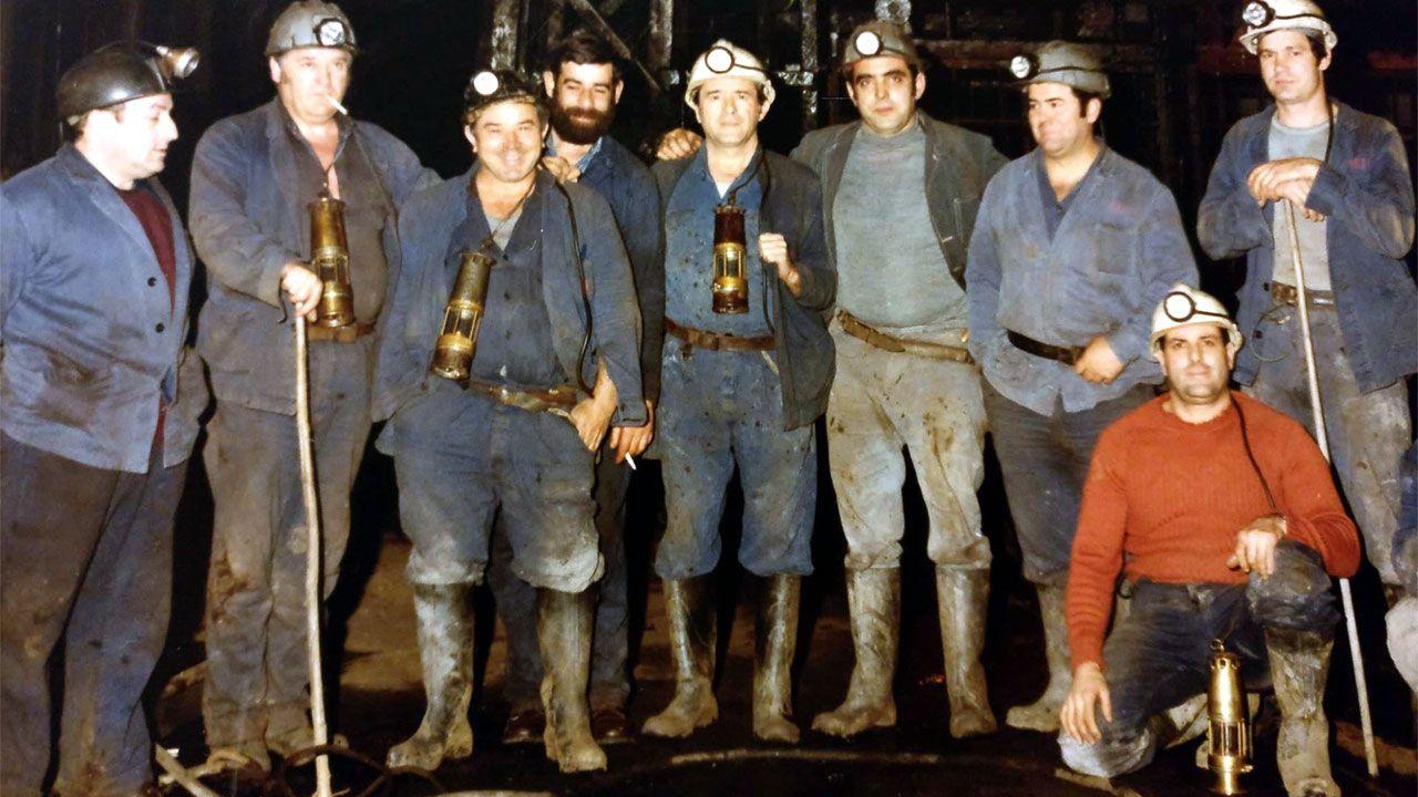 Historia pozos mineros