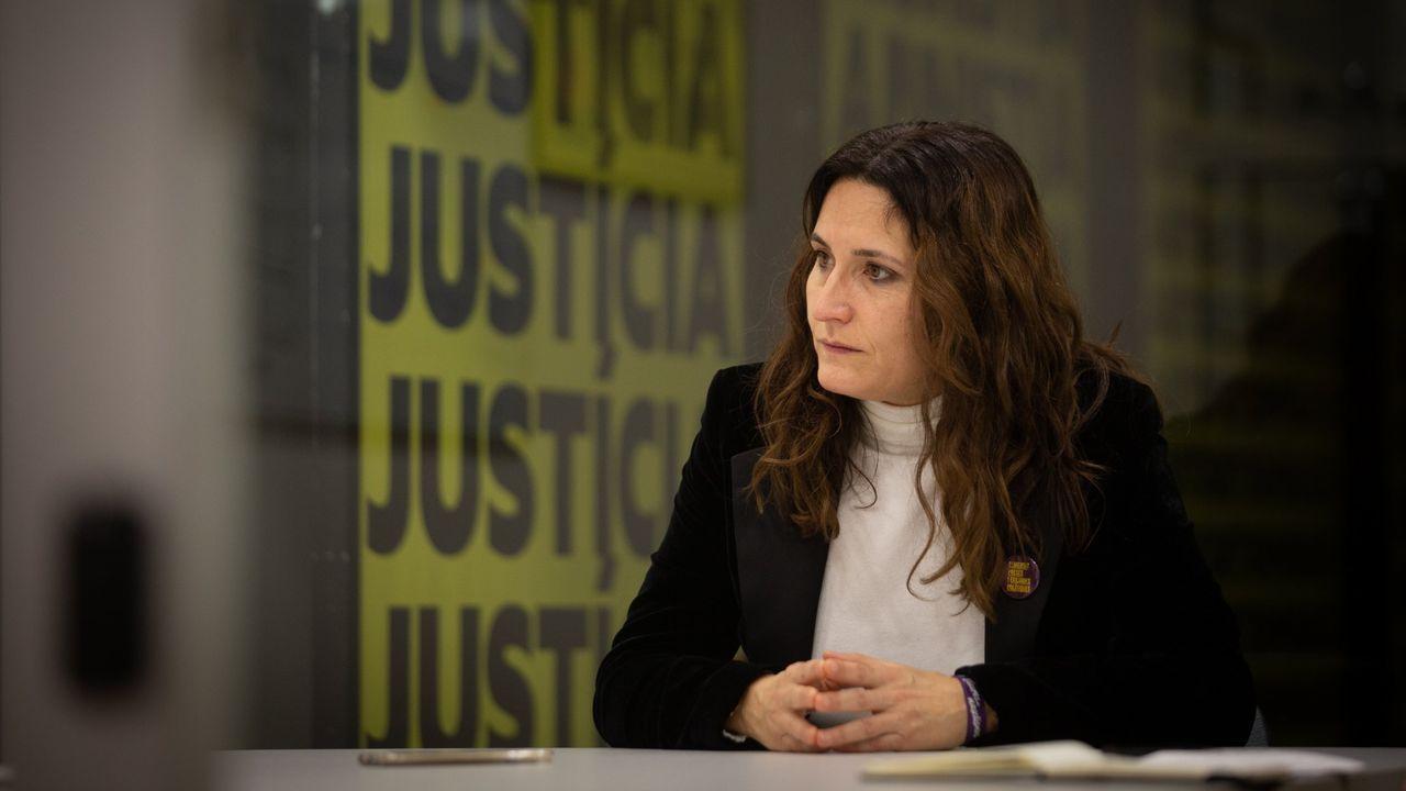 ¿Quién es quién en las elecciones catalanas?.La número 2 de ERC en las elecciones catalanas, Laura Vilagrà