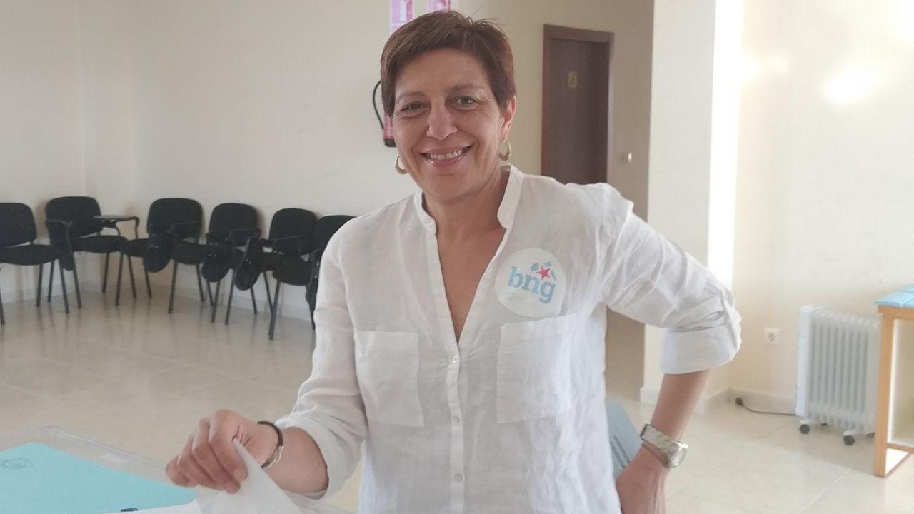 La vicepresidenta de Junts y diputada en el Parlamento catalán, Elsa Artadi.