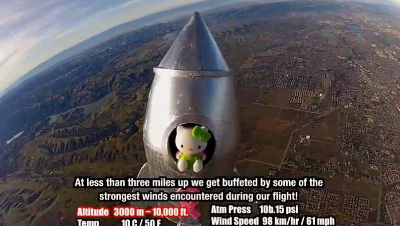 André-Jacques Garnerin, el primer salto en paracaídas.Ogwyn descenderá 3.000 metros a 240 kilómetros por hora.