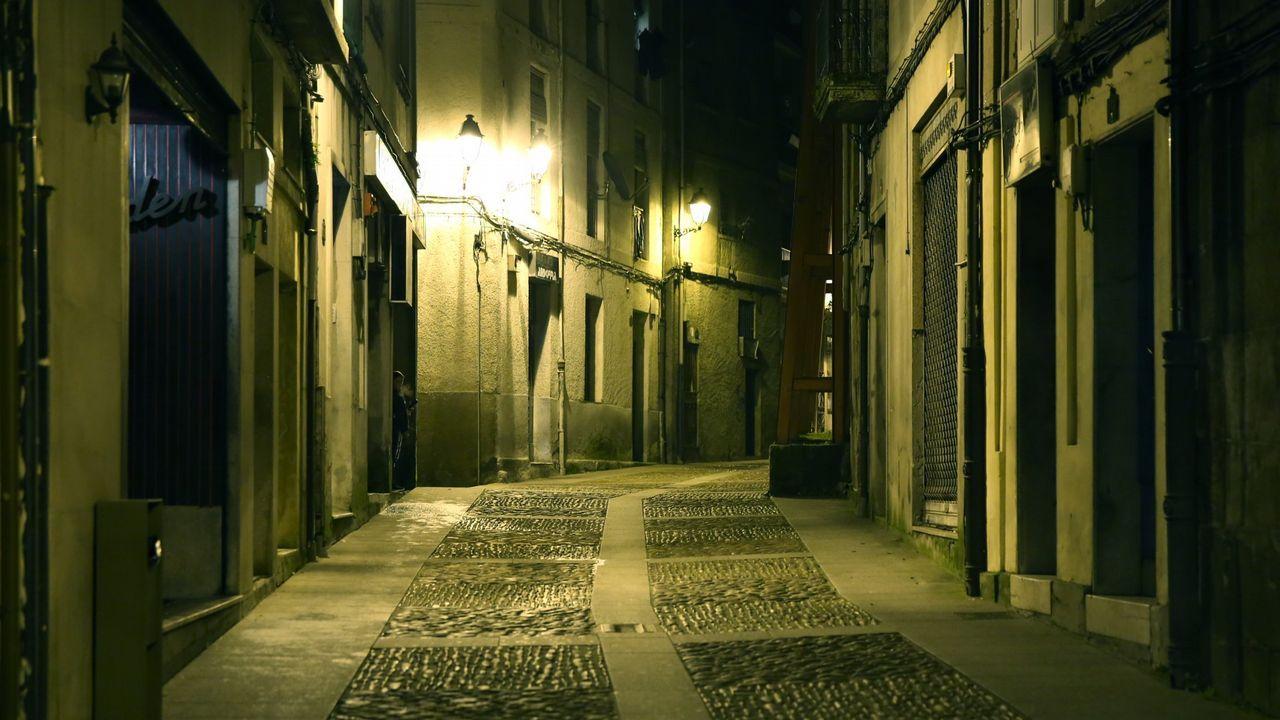 La red de trata de blancas desarticulada creó una red de pisos por todo Santiago.Algunas de las chicas liberadas dudan entre regresar a la guerrilla o huir al verse desplazadas en la sociedad nigeriana