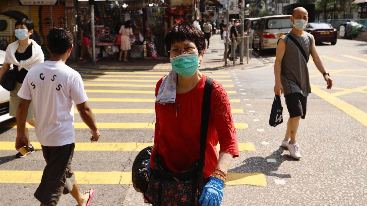 En Hong Kong estudiarán habilitar centros de cuarentena permanentes de cara a futuras epidemias