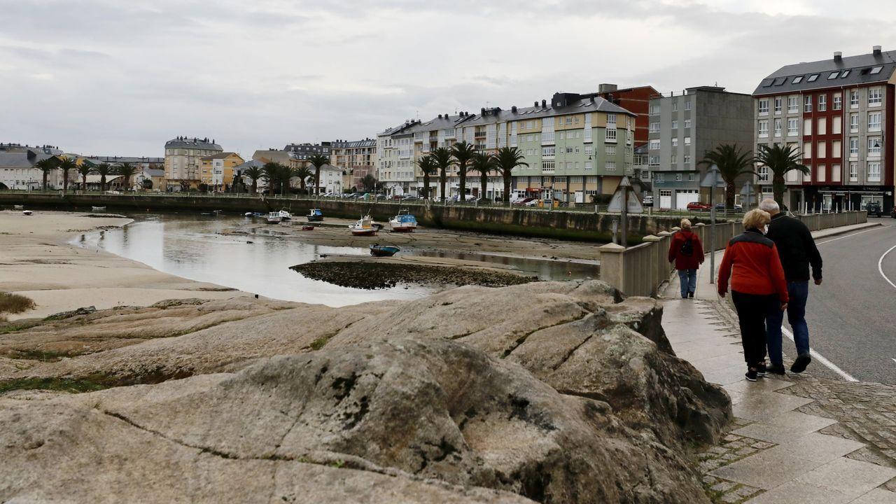 En el municipio cervense no se han registrado casos nuevos de covid en la última semana, según el Sergas