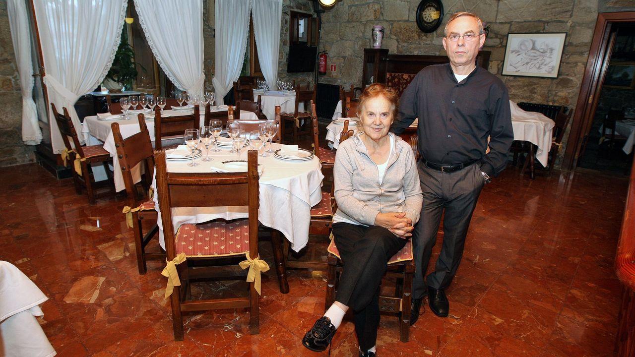 Así será el hotel que proyecta Pepe Vieira.Jose Antonio Campoviejo, dueño y cocinero del restaurante El Corral del Indianu