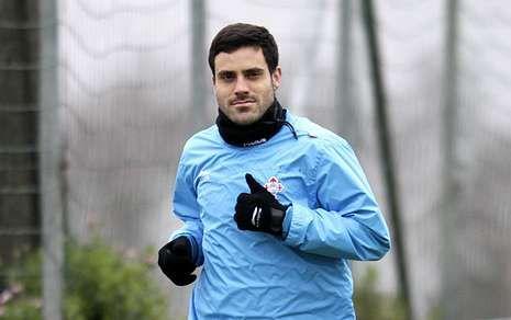 Túñez recibió la noticia de su descarte tras el partido del pasado sábado en Madeira.