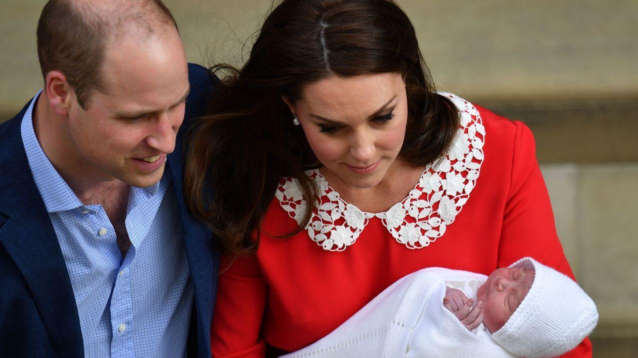 La boda del príncipe Harry y Meghan Markle, en números.El tercer hijo de los duques de Cambridge