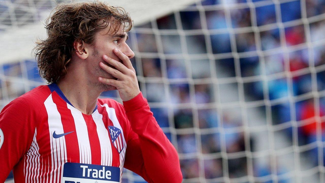 El Atlético de Madrid presenta a su nuevo jugador, Joao Félix.Dely Valdés, exfutbolista del Real Oviedo