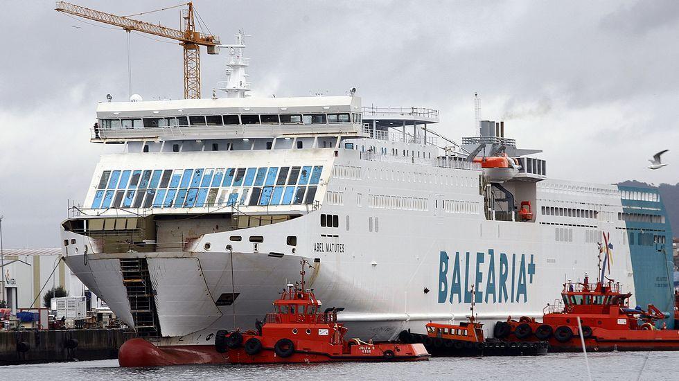 Alta tecnología y diversificación en la cartera de pedidos del naval gallego