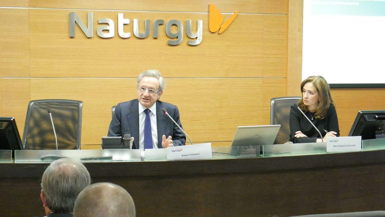 El presidente de la Fundación Naturgy, Rafael Villaseca