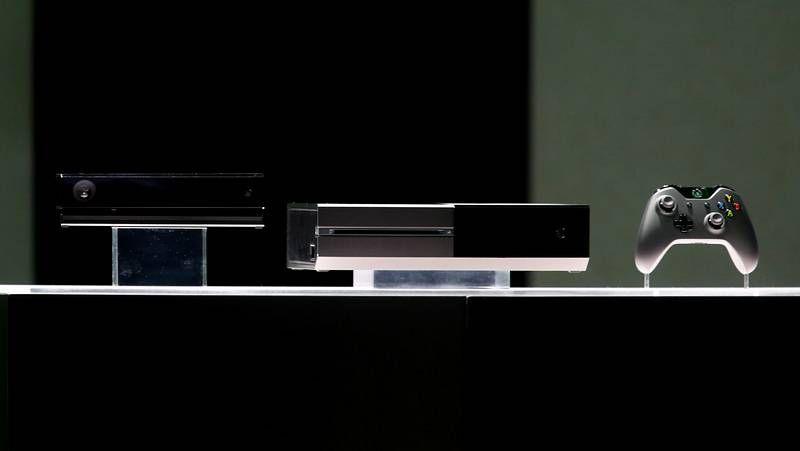 Así es la Xbox One