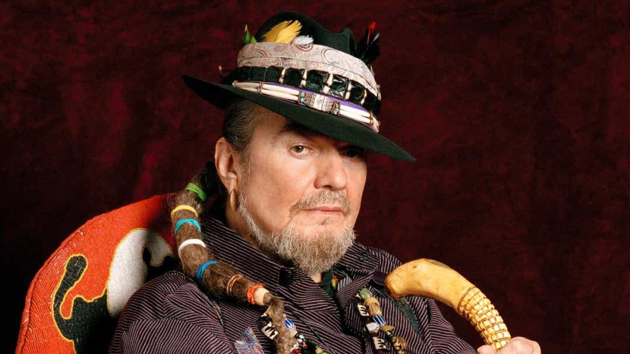 Dr. John interpreta «Such a Night»