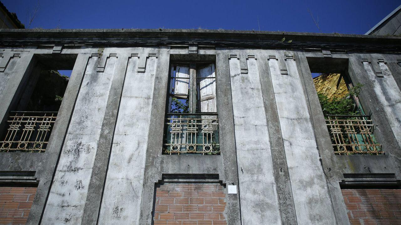 Los protagonistas del 26M en Galicia.A partir del día 22 la Xunta podrá expropiar inmuebles en ruinas cuando sus dueños no los rehabiliten