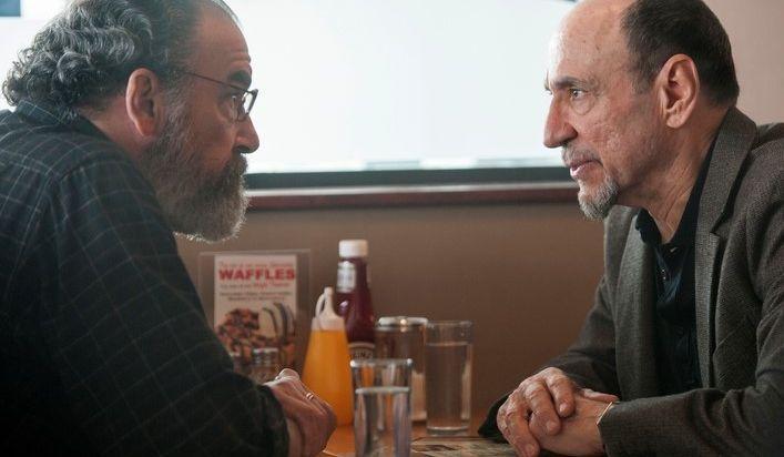 Berenson habla con Dar Adal en el episodio de hoy.