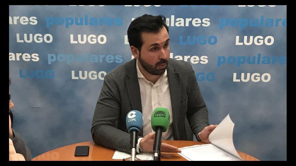 Así es la nueva imagen de As Termas de Lugo.Los Eternos actuará en el Clavicémbalo