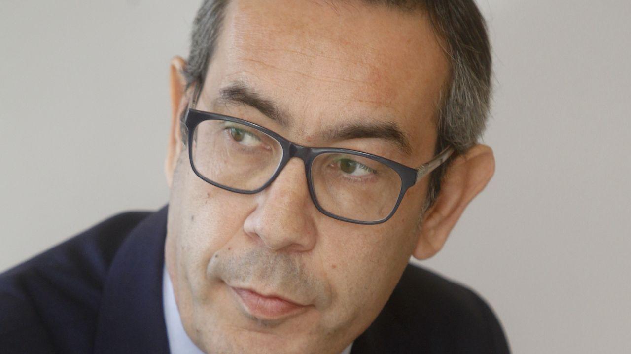 Javier Quiroga, Subdirector comercial de MacAndrews
