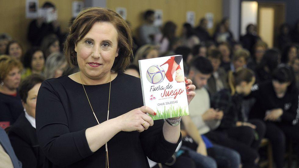 Tráiler dela serie: «El corazón de Sergio Ramos».Carla es la gerente de Don Disco, en Lugo