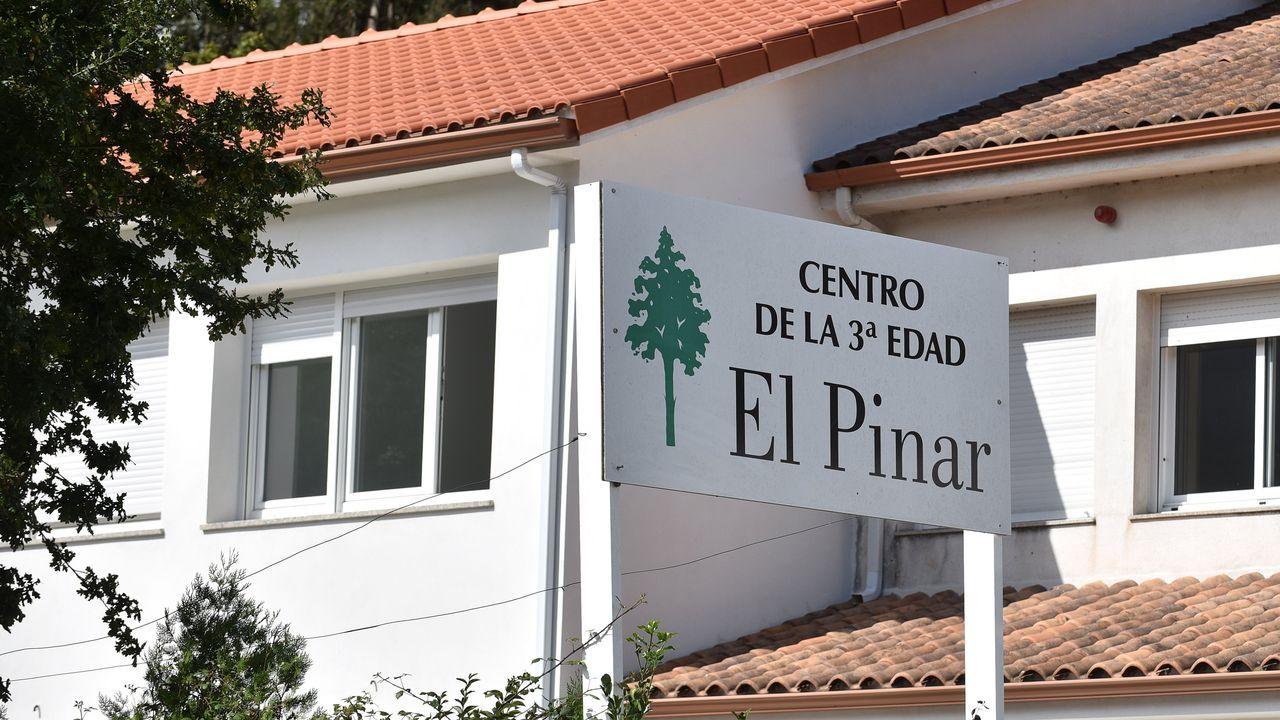 Residencia El Pinar, de Culleredo