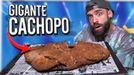 El youtuber que se come el cachopo más grande de España