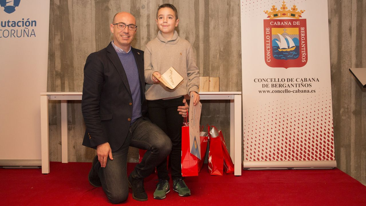 Sexto premio: Anxo Andrade Vecino