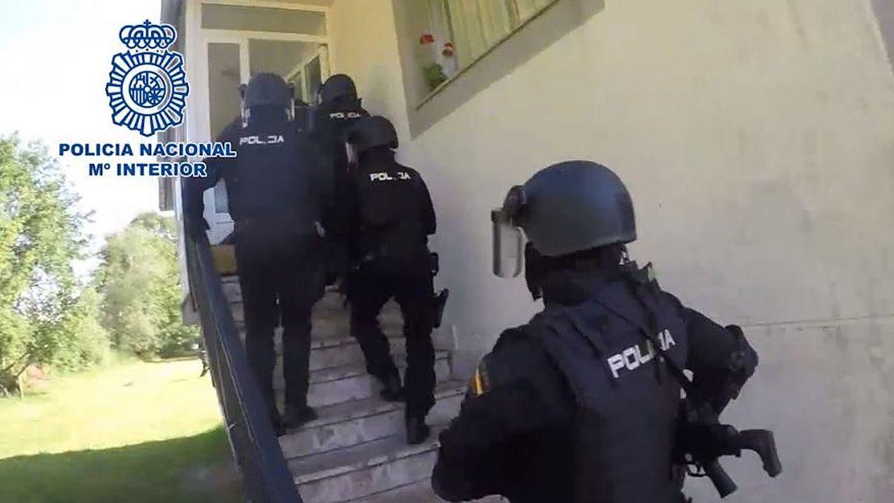 La Comisaría de Ferrol colabora en la detención de un ciudadano turco en Aranga buscado por dos asesinatos.Dani Rodrik