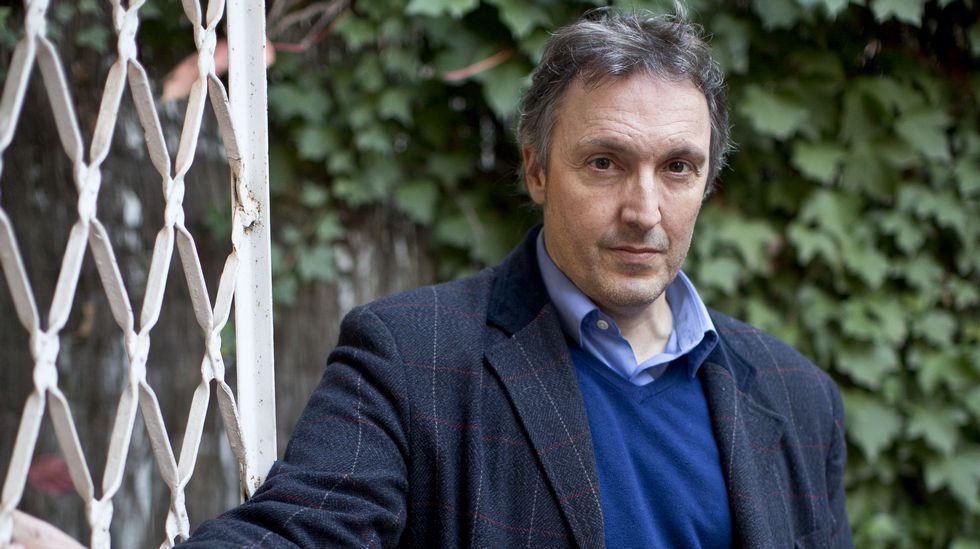 El actor sueco Michael Nyqvist