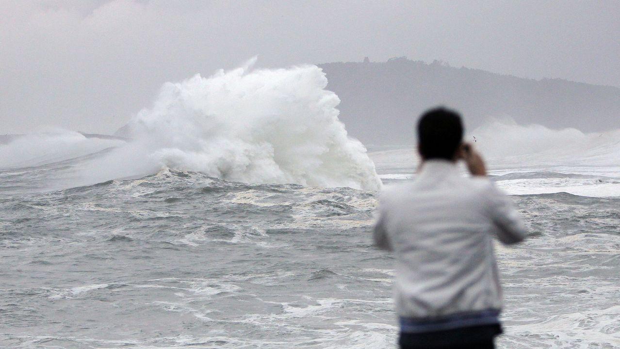 ¿Cómo afectará Ophelia a Galicia?.HAVALINA