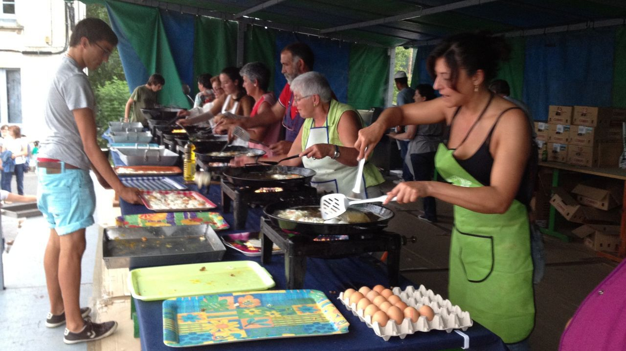 Fiesta de la tortillas