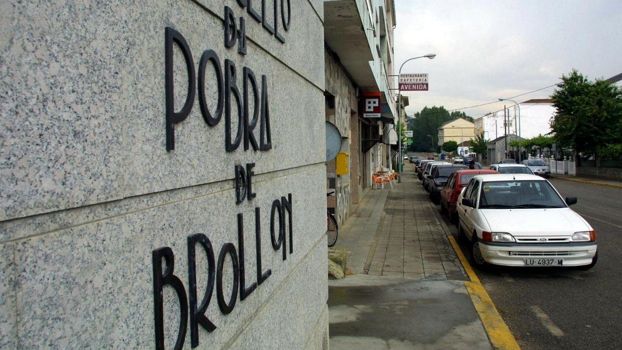 El convenio establecido en su día entre el Ayuntamiento de A Pobra do Brollón y la Diputación para construir el centro será modificado