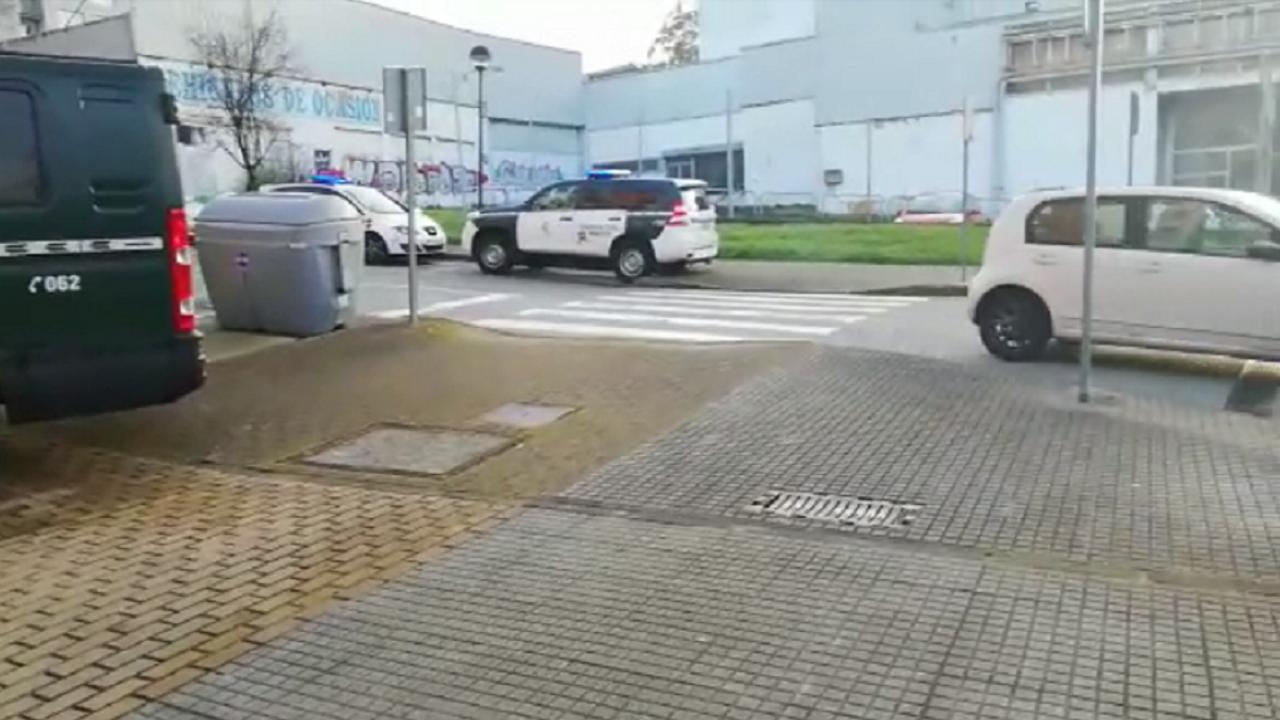 Cruce Sol y Mar.La policía alemana busca indicios en el restaurante-vivienda donde se produjo el tiroteo, en la localidad de Rot am See