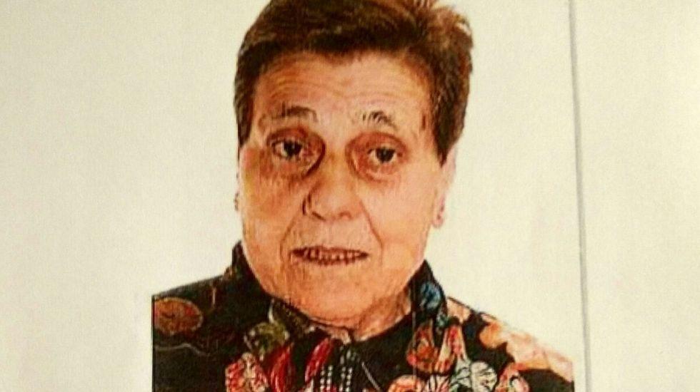 Mujer desaparecida en Carral
