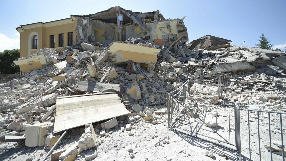 Italia investiga a las constructoras de los edificios dañados en el terremoto