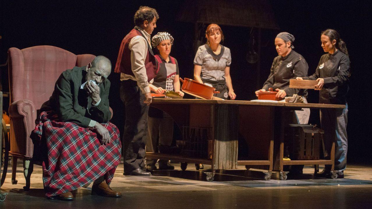Ibuprofeno Teatro presenta  Casa O Rei  o 10 de setembro