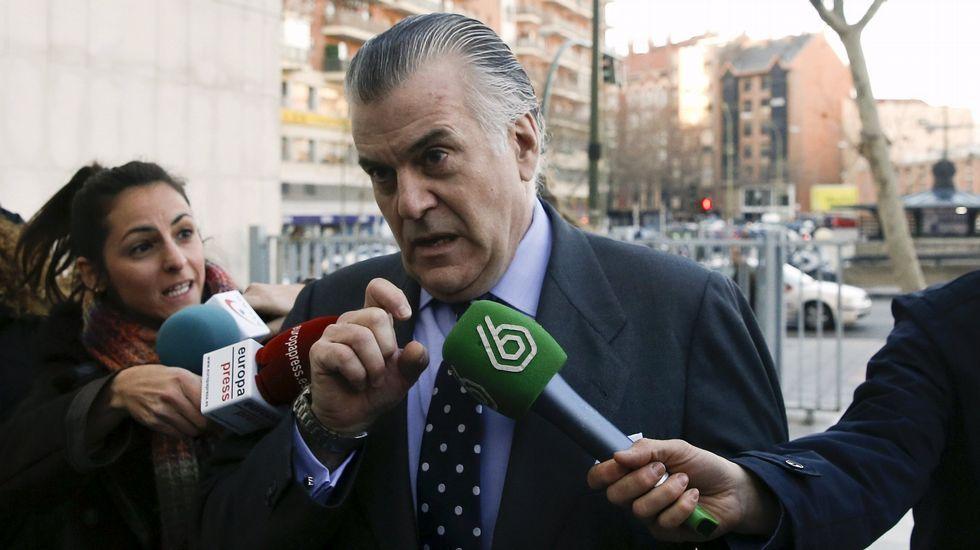 El extesorero del PP Luis Bárcenas, en una imagen de archivo