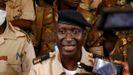 Ismael Wague, coronel portavoz del Comité Nacional para la Salvación del Pueblo de Mali