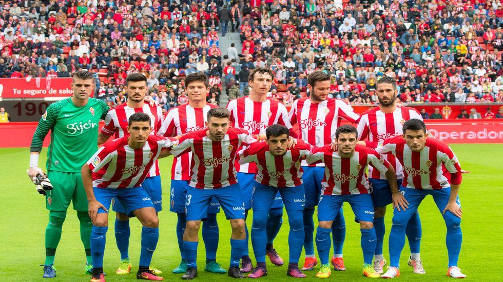 Así acoge Asturias la«nueva normalidad».Sporting