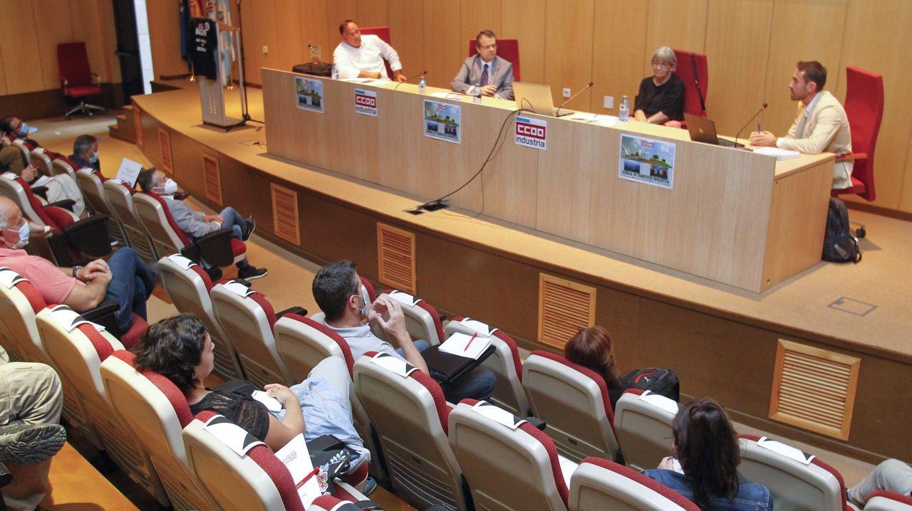 Sede de EDP en Oviedo